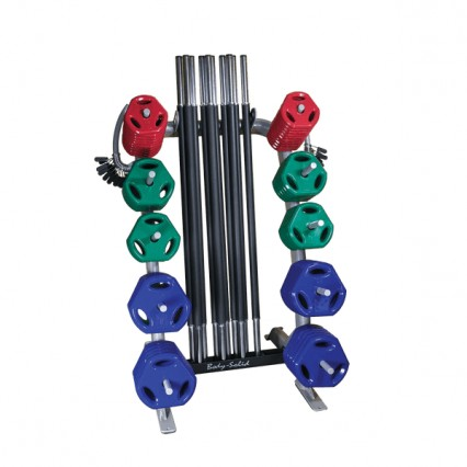Body Solid Cardio Barbell Set GCR-PACK