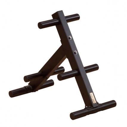 Body Solid Olympic Plate Tree OWT24